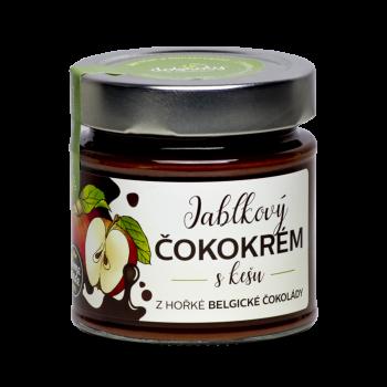Jablkový Čokokrém s kešu